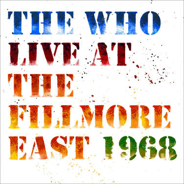 The Who en vivo en Fillmore East, 1968