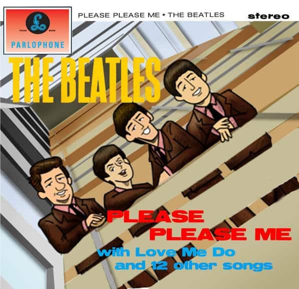 Please Please Me: The Beatles a 55 años de la primera explosión