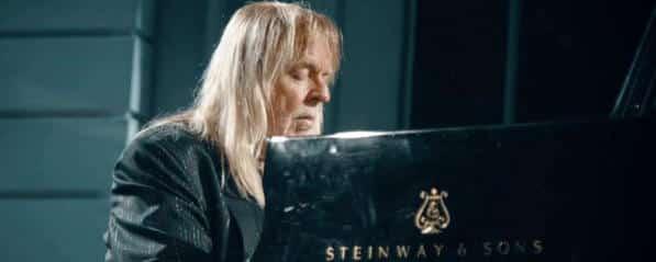 El concierto de Rick Wakeman en el Teatro Colón