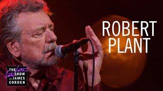 Robert Plant en su nuevo mundo