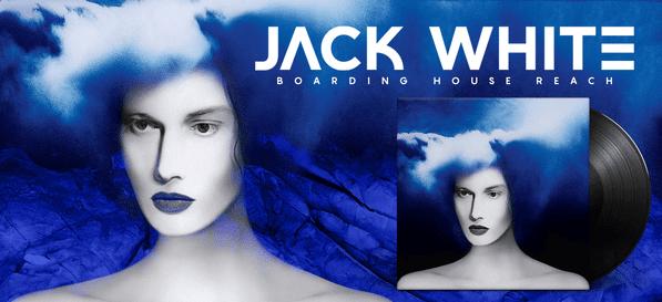 Jack White puntea en ambos lados del Atlántico