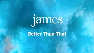 James y un nuevo EP
