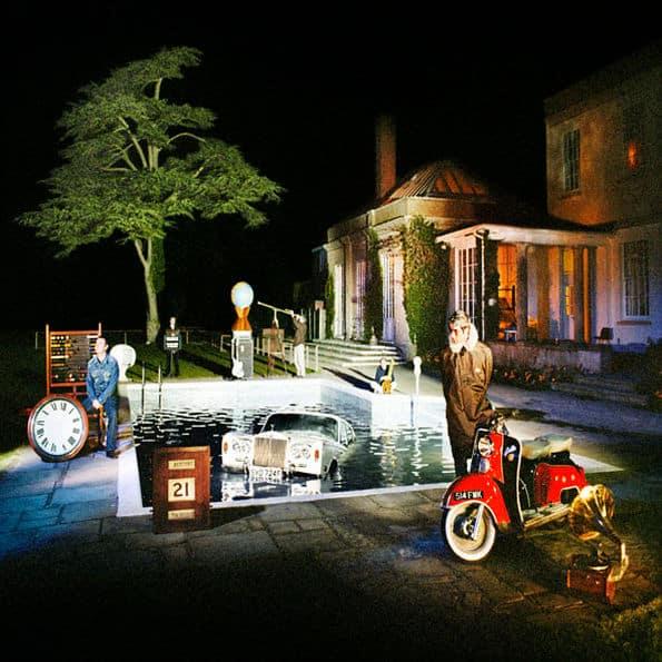 Oasis: a 21 años de la foto de tapa de Be Here Now