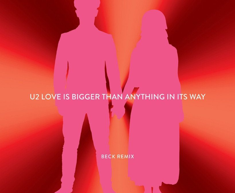 U2 y un remix gentileza de Beck para su nuevo video