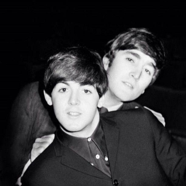 John & Paul. Lennon & McCartney