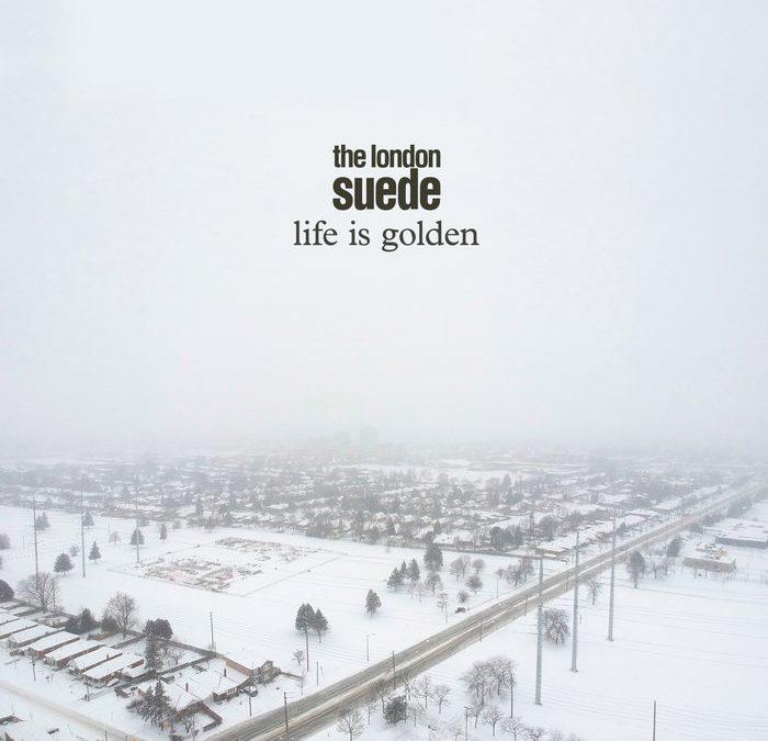 El nuevo tema y video de (The London) Suede: Life Is Golden