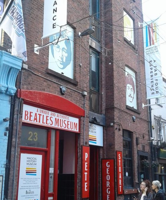 Magical History Museum de Liverpool: mágico e histórico en serio