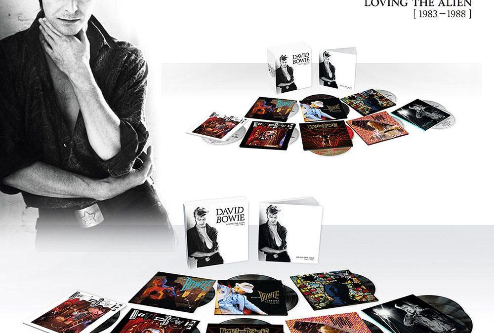 El nuevo box set de David Bowie