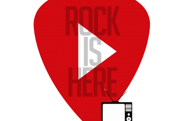 Pre inauguramos el canal Rock Is Here en YouTube