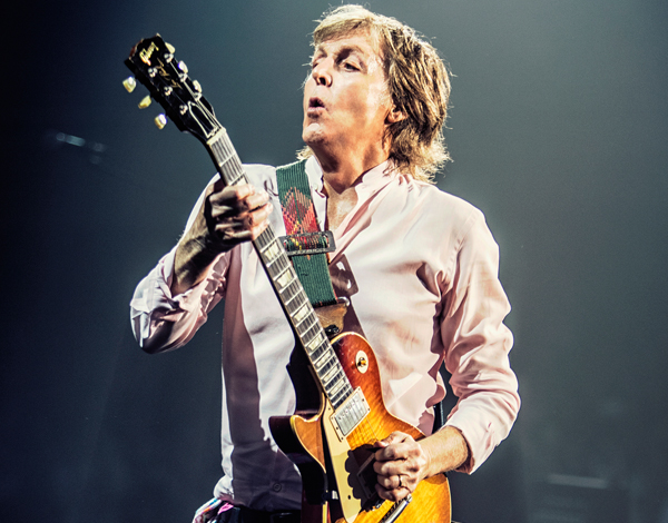 Este viernes es de McCartney