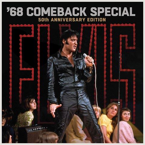 Un súper Elvis reaparecía en 1968…