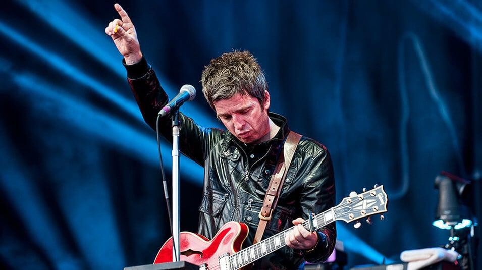Noel Gallagher lidera el ranking de singles en vinilo