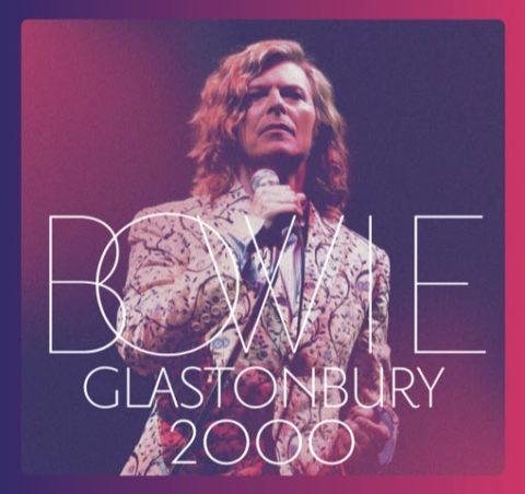 El legendario Glastonbury 2000 de David Bowie finalmente ve la luz en diversos formatos