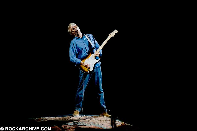 Vuelve Eric Clapton al Royal Albert Hall