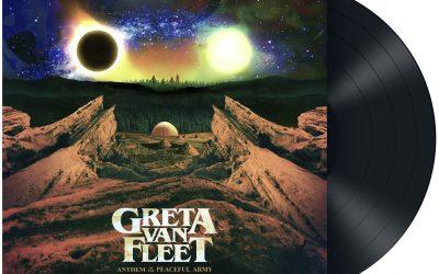 Greta Van Fleet ya tiene su álbum debut