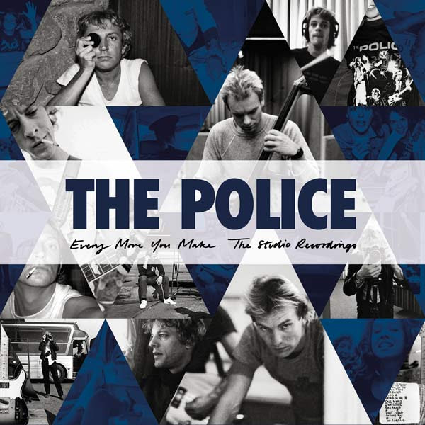 The Police: box de vinilos