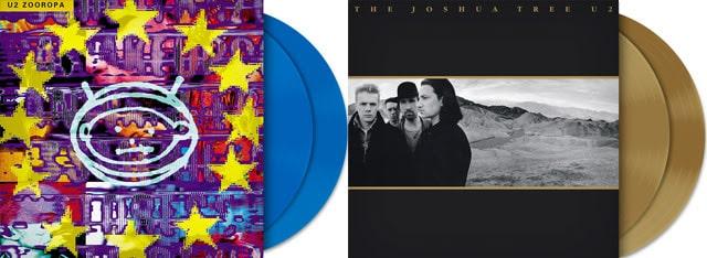 U2 y la industria colorean a los coleccionistas