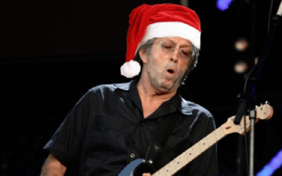 Papá Noel, ¡queremos un tour ROCK IS HERE por Londres!