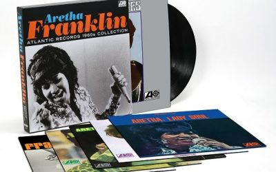 Aretha y un box set de Atlantic Records
