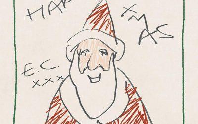 La Navidad de Clapton es distinta a la imaginada