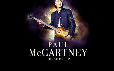 Paul McCartney confirma fechas en Sudamérica