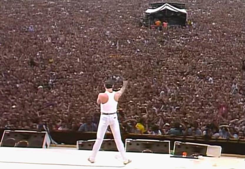 Freddie Mercury y la casa del adiós