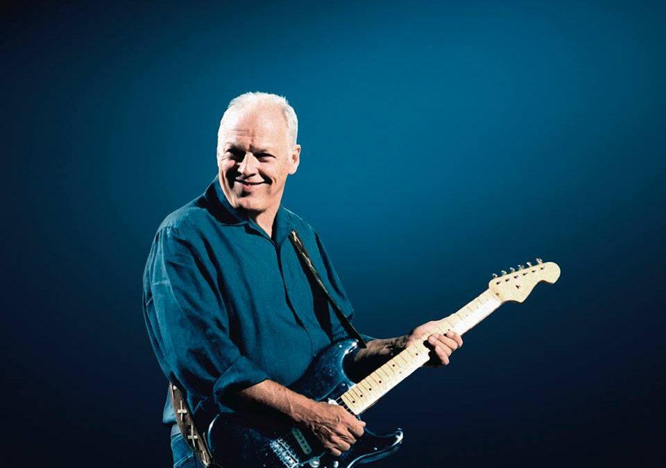 David Gilmour subasta sus guitarras. Inclusive las más famosas