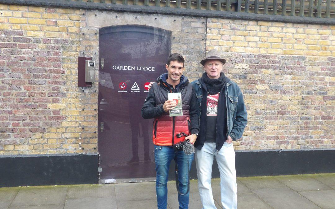 Tours & TV: Anticipo – Rock Is Here & Modo Selfie en Inglaterra… o nuestro Carpool Karaoke