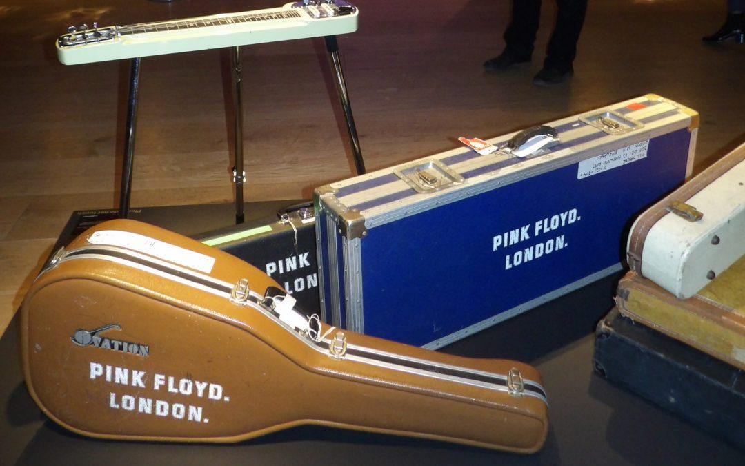 Primer Tour Progresivo en Londres + Exhibición de guitarras de David Gilmour
