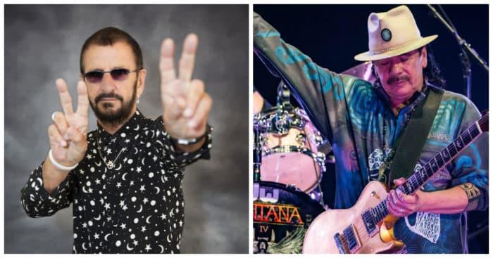 Los 50 años de Woodstock, con Ringo y Santana (más por venir)