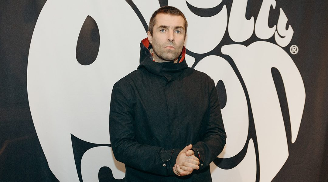 Liam Gallagher: Pretty Green con algunos problemitas