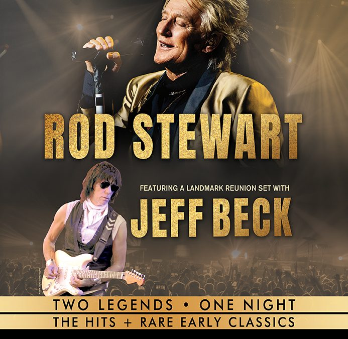Jeff Beck & Rod Stewart de nuevo juntos