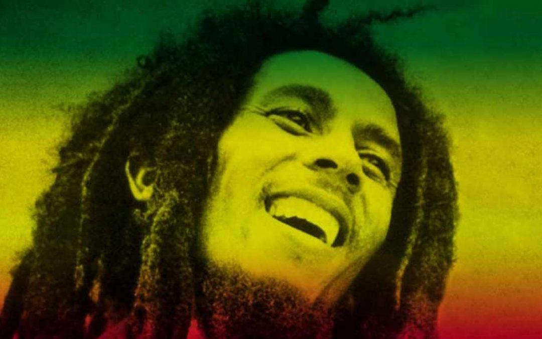Cintas salvadas de conciertos en Londres de Bob Marley