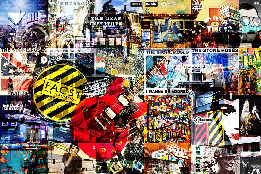 Tour Histórico de Rock en Manchester