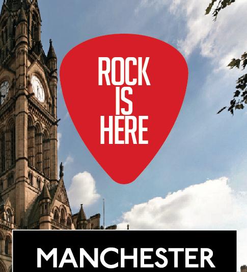 Una playlist para Manchester