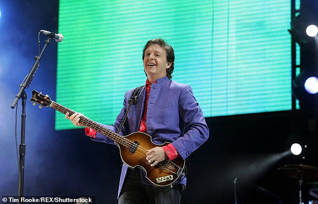 Paul McCartney encabezaría el Glastonbury cincuentenario