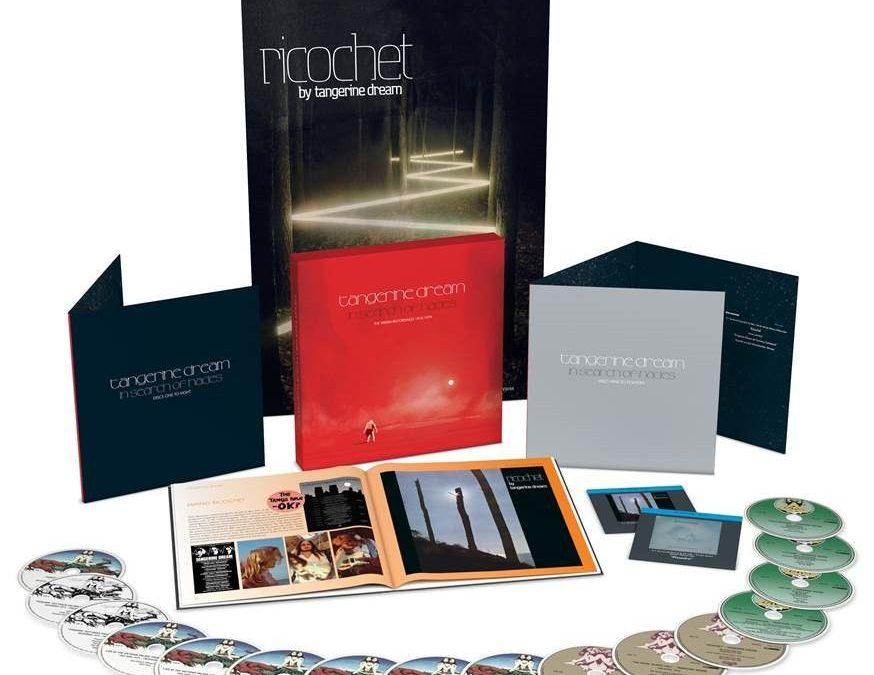 Soberbio box set de Tangerine Dream