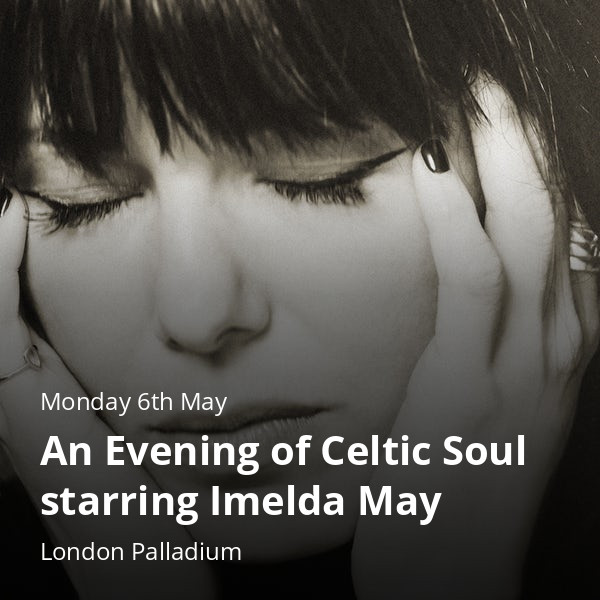 Imelda May en el London Palladium