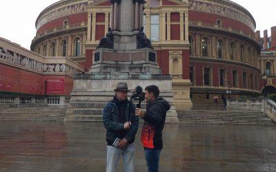 Este sábado, Una Noche en Modo Selfie : repiten el programa del Londres de Queen con Rock Is Here