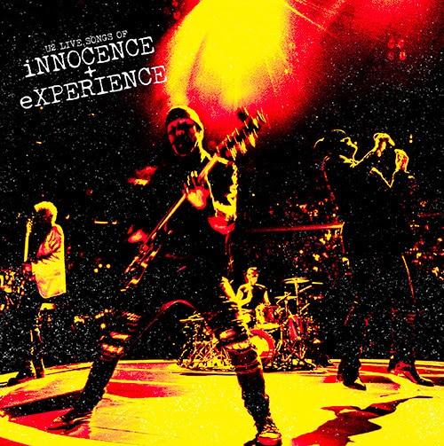 El nuevo disco en vivo de U2 en edición limitada