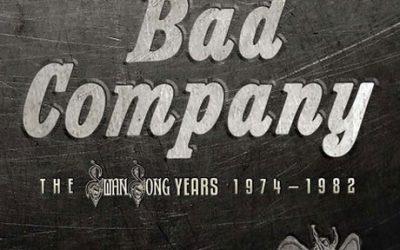 Box set de Bad Company en sus años de Swan Song