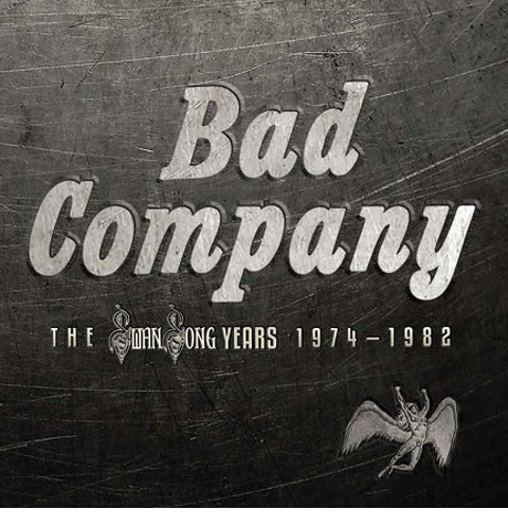 Box set de Bad Company en sus años de Swan Song