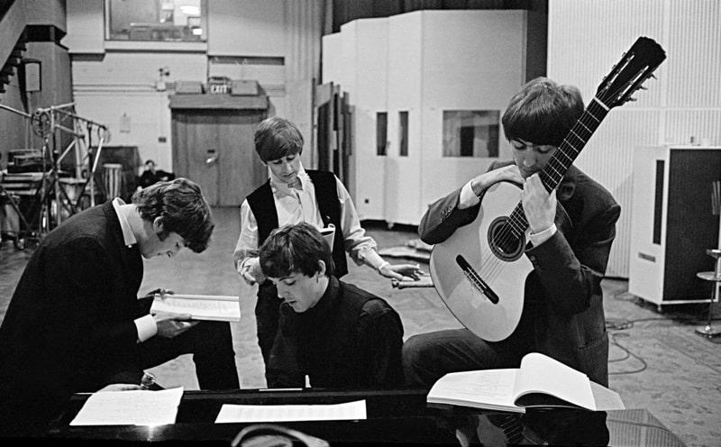 ¿Querés entrar a Abbey Road Studios?
