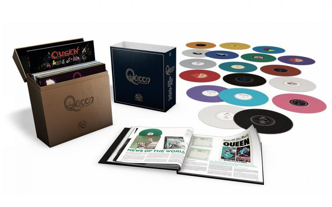 «El» box de Queen