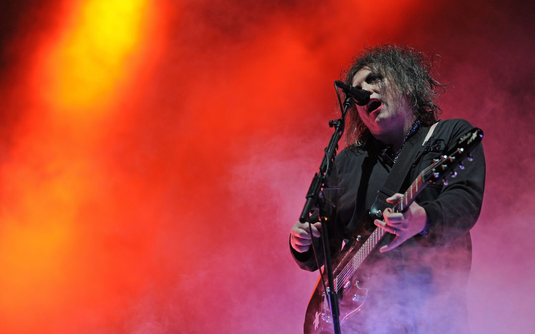 The Cure en Glasto