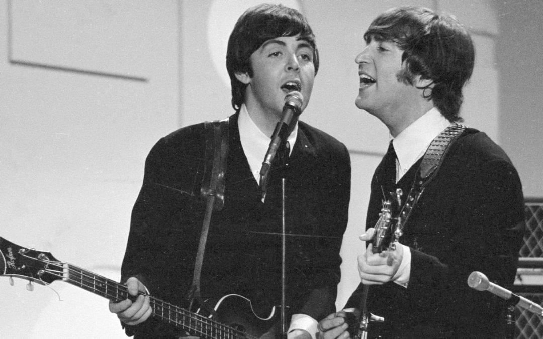 El día que John conoció a Paul