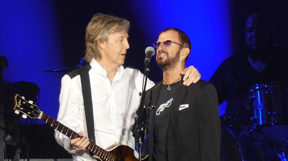 Paul & Ringo, de nuevo juntos