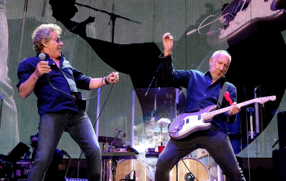 The Who + orquesta + invitados notables + Wembley Stadium