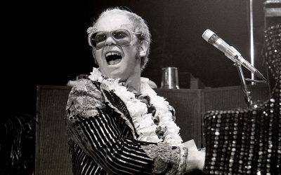 El Londres de Elton John en Rock Is Here YouTube