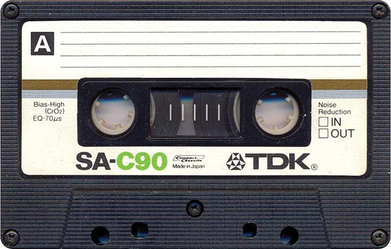 """El """"regreso"""" del cassette: hay gente comercialmente genial"""